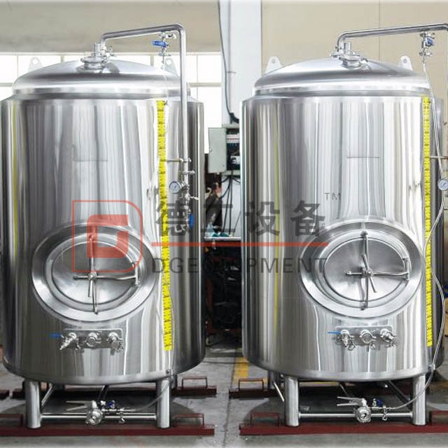 700L Nano Turnkey System Beer Making Machine Isobaric Fermentation Tank Professional Suppliers Near Me