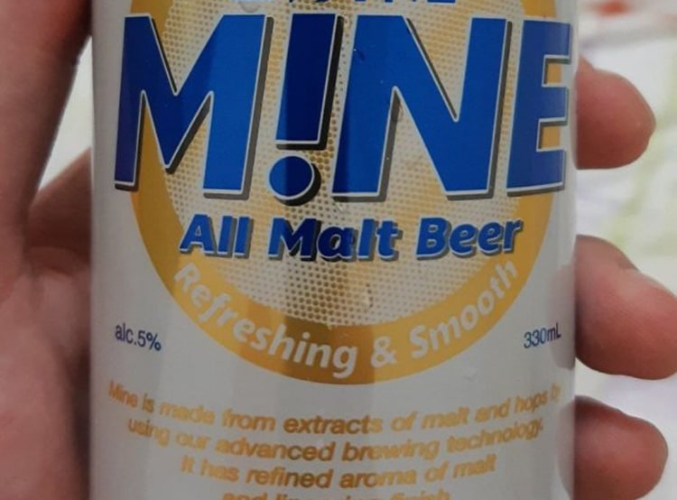 all malt beer-min