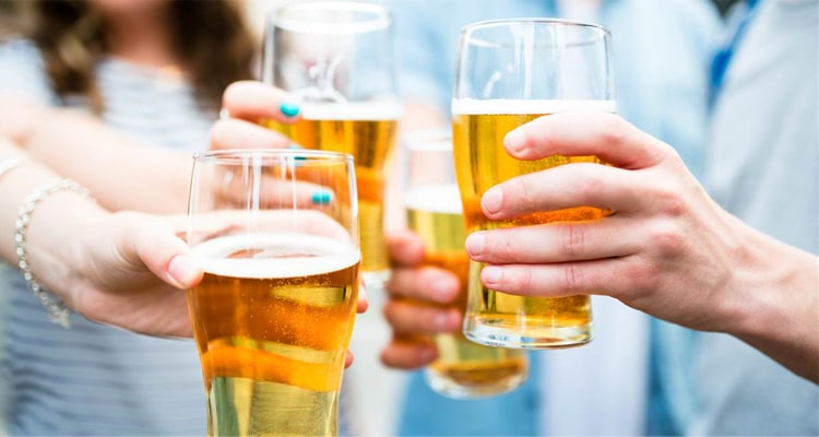 Alcohol-free beer, the new popular form of beer