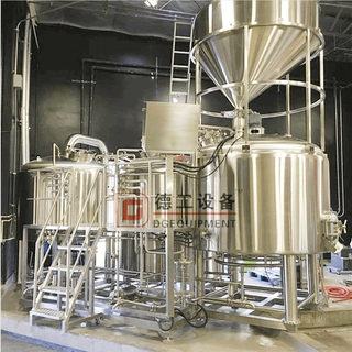 brewhouse system brewing systems stainless steel 304/red copper customized from 1bbl-100bbl