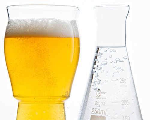 How much do you know about the treatment of beer brewing water