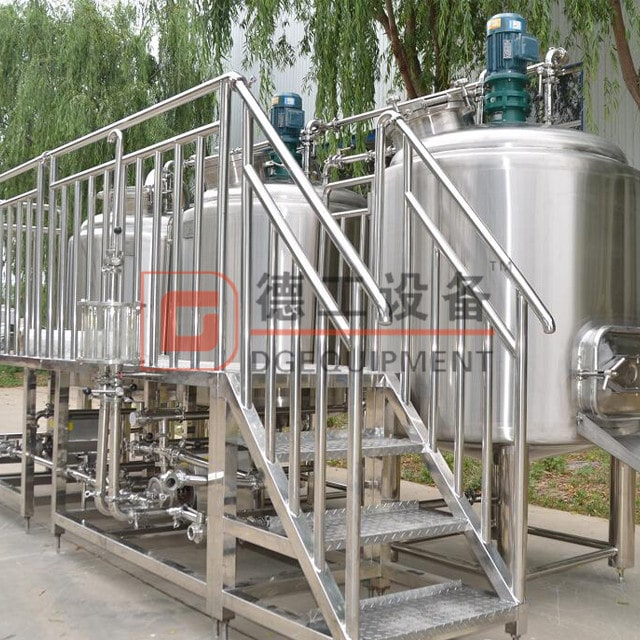 America Mid-sized craft beer brewing 10bbl brewery equipment