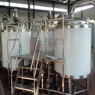 10bbl 3 Vessels brewhouse - fermenting equipment stainless steel food grade for beer business