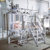 2000L Industrial Used Professional Beer Brewery SUS304 Complete Set of Brewing Equipment And System for Making Beer
