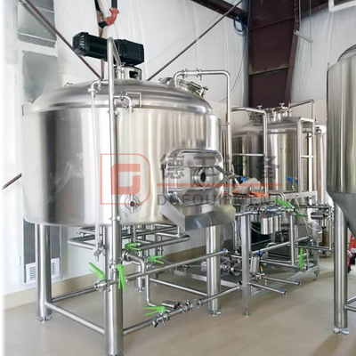 7BBL Craft Brew Kettle Electric Brewhouse Beer Making Machine for Sale
