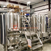 3BBL 5BBL 500L Craft Microbrewery High Quality SUS304 AUTO Complete Beer Brewing Equipment