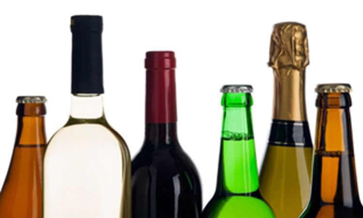 Beer has a crown cap, wine has a cork, and liquor has a screw-cap. It's the same wine. Why is there such a difference?