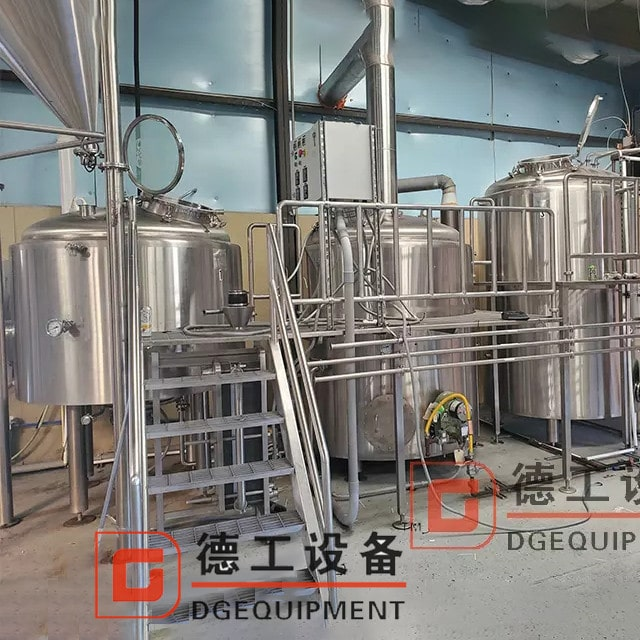 Brewery plant important part brewhouse and fermentation popular 10hl 10bbl size
