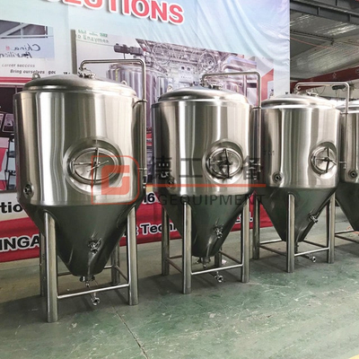 500L brewery brewing system with steam/electric manufactured by DEGONG plant
