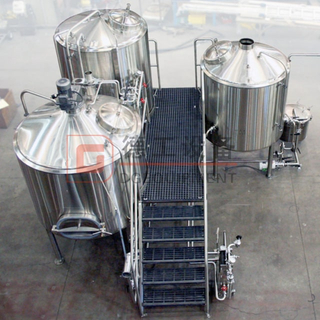 1000L-3000L Customized Automatic A Complete Set of Commercial Used Beer Brewery Equipment