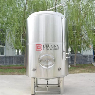 2000L brewing machinery standard configuration for sale and customized brewery tanks