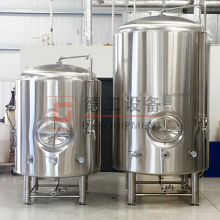 20BBL Bright Beer Tank for Beer Dispenser Stainless Steel 304/316 Craft Beer Making Machine for Sale