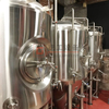 International Superior Quality 1000L Customized Combined Steam Heated Brewery Equipment with Beer Brewhouse Tanks
