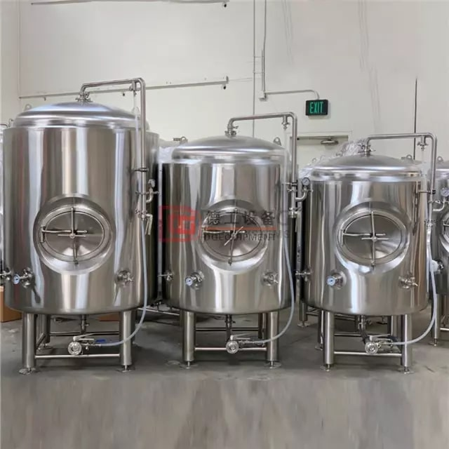 Pub brewing system 7-15 barrel production capacity Brewing Equipment in stock