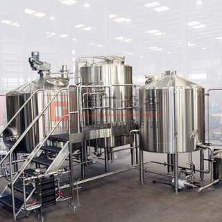 5BBL Beer Brewery Equipment Beer Commercial Beer Conical Sus304/316 Beer Fermentation Tanks for Beginning