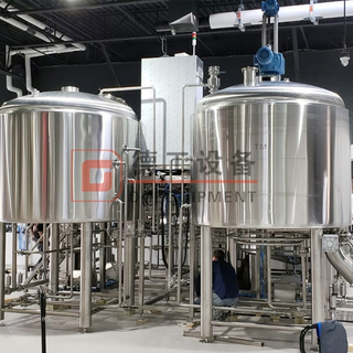 Turnkey 500L Beer Brewery Equipment Professinal Supppliers From China for German Canada Belgium for Sale