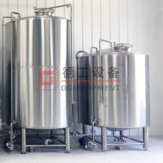 1000L Bright Beer Tank Jacket Commercial Serving Tank Can Be Customized for Sale
