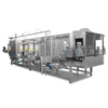 500 Bottles Cans Per Hour Stainless Steel 304 Material Beer Pasteurization Machine Tunnel Pasteurizer