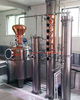 500L Electric/steam Heated Copper 45% 55% 95% Vodka Gin Brand Rum Whiskey Distilling Equipment Distillery Machine