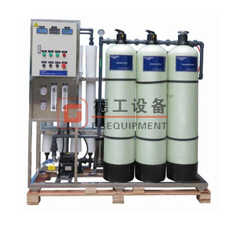 2T/H Reverse Osmosis Machine Ultrafiltration Membrane Water Treatment Equipment