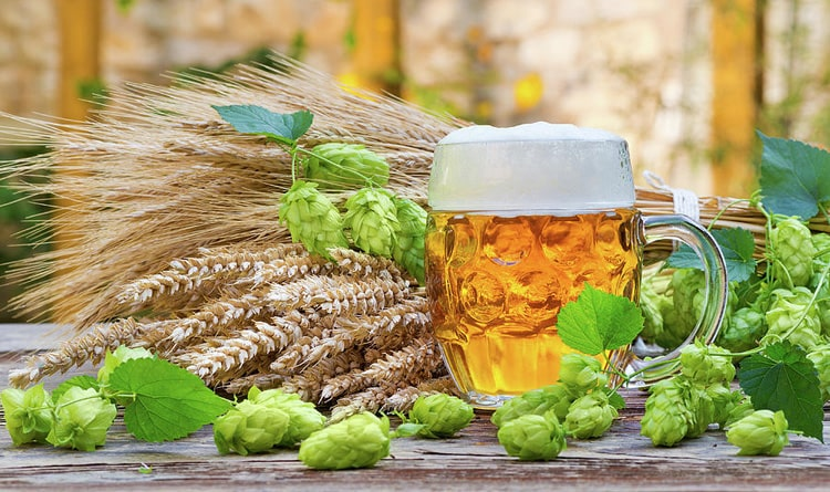 During the fermentation process of beer, problems that may be encountered