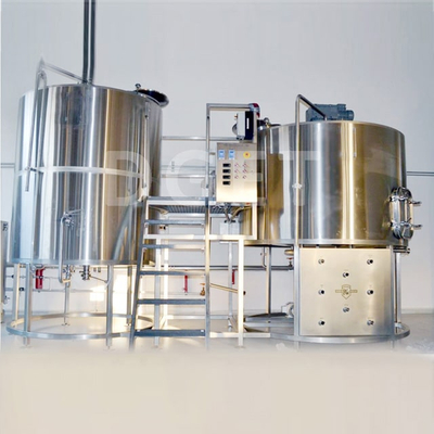 500L Professional Energy Saving SUS 304/316 Auto Beer Brewing Equipment Made in China