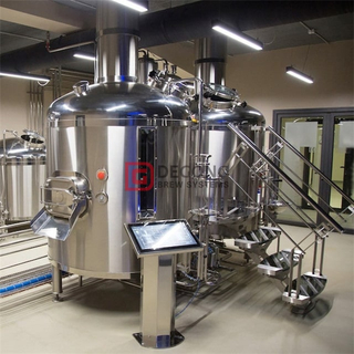Beer brewing equipment 500L -5000L Brewhouse System and fermenting system for sale