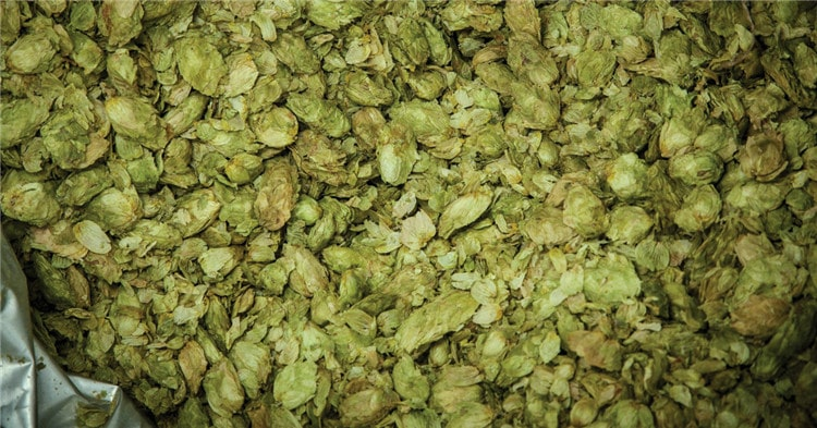 Compressed hops-min