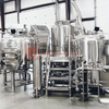1000L Complete Brewing Equipment Restaurant/hotel Used Microbrewery Equipment Application Scope