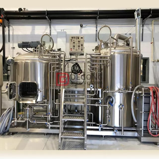 5bbl perfect brewing equipment supply electric mash tun for sale