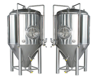 Stainless Steel Brewery Fermenters