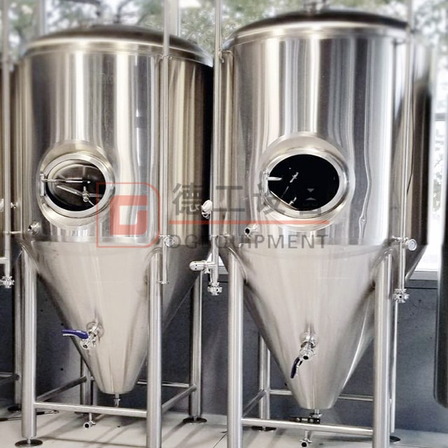 Multiple Combination of 15BBL Brewhouse System Isotonic Conical Bottom Fermentation Tank Near Me